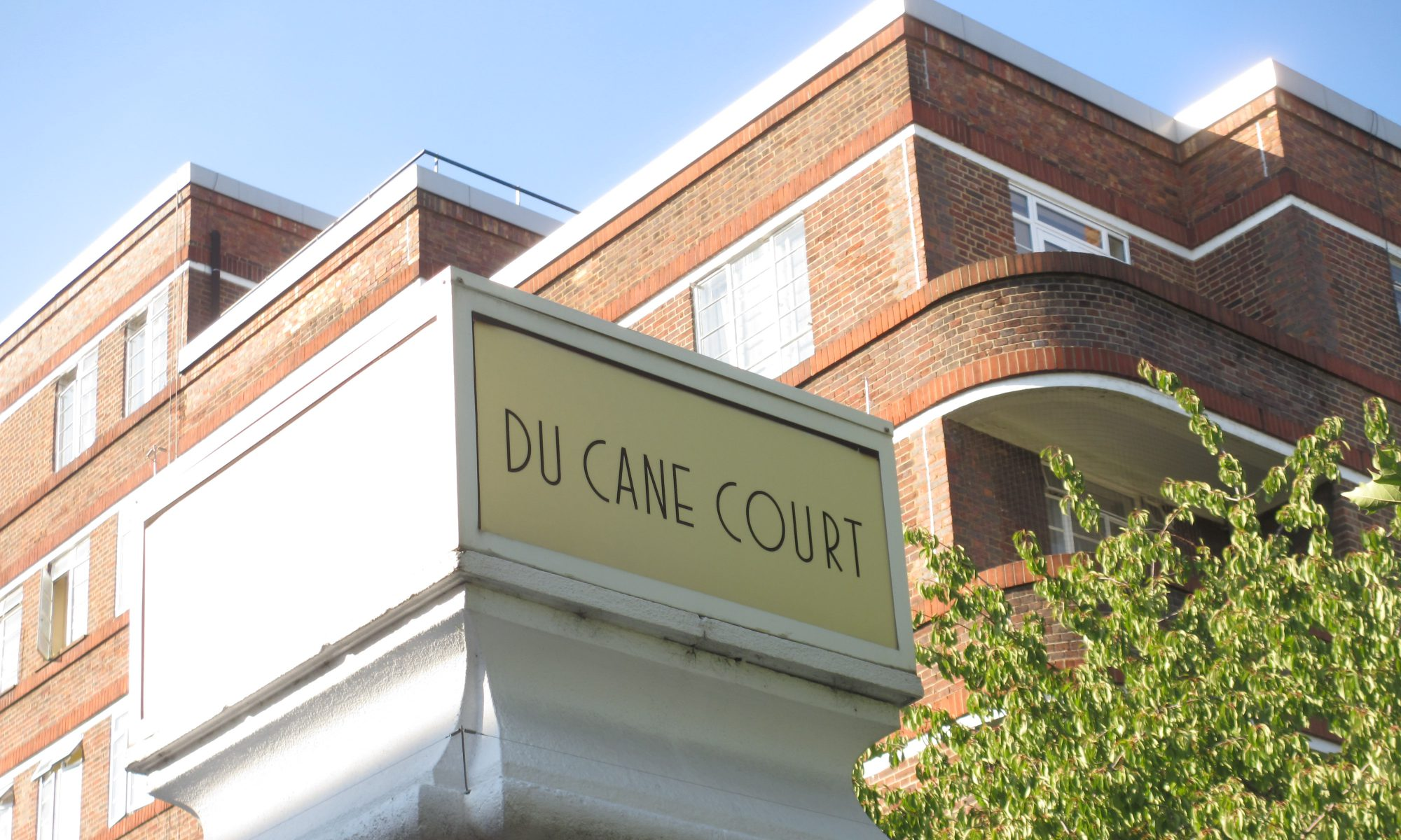 du cane court balham art deco du cane court balham high road