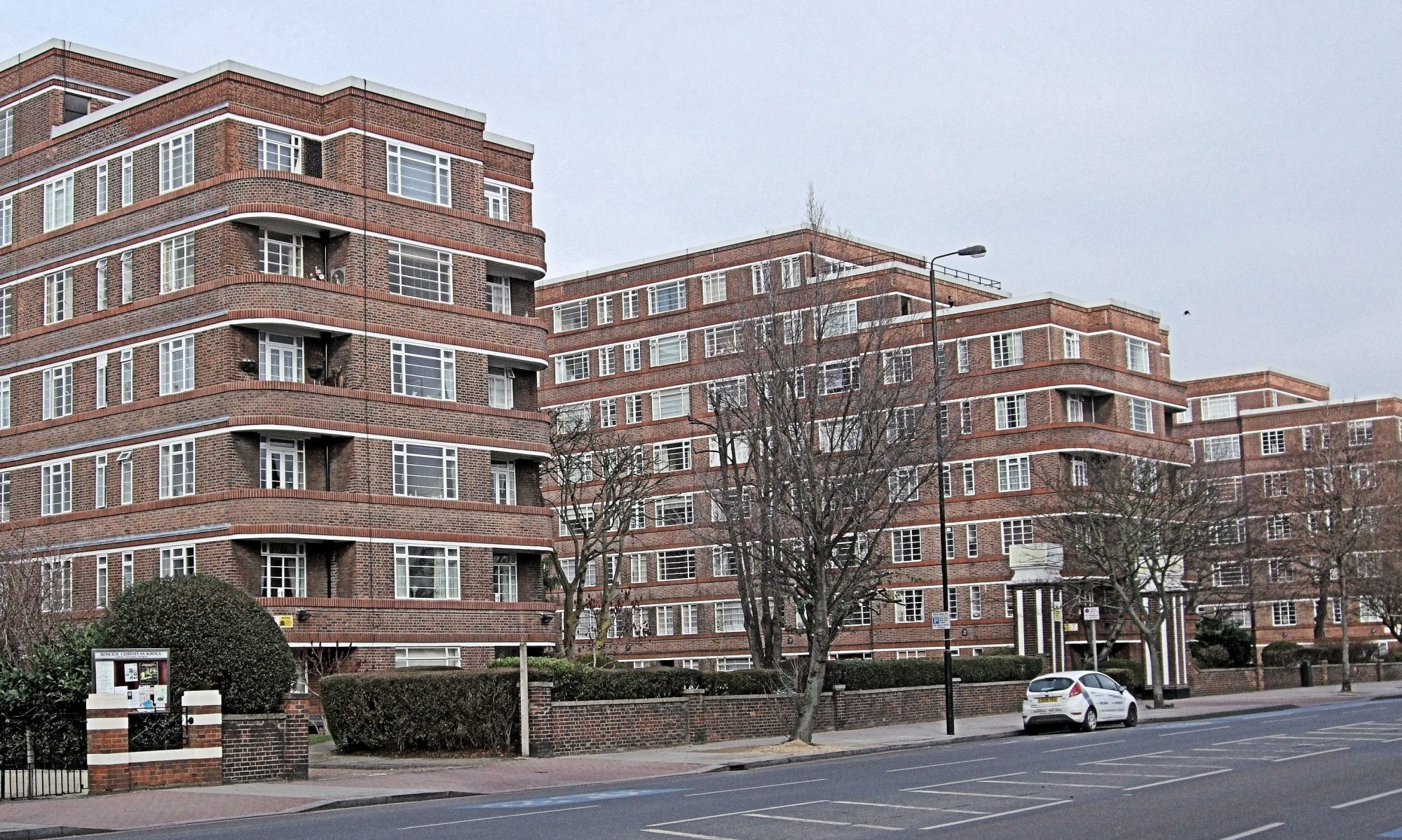 Du Cane Court | Balham | Art  Deco